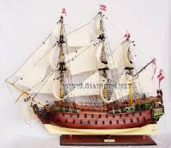 model wooden boat