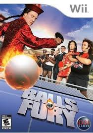 ping pong wii
