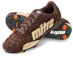 mitre soccer shoes