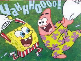 cool spongebob