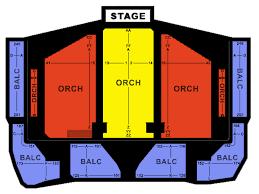 royce hall seating chart