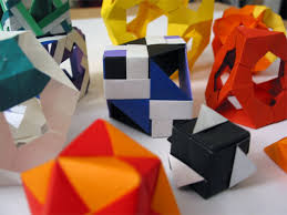 modular origami polyhedra