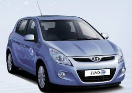 hyundai i 20 photos