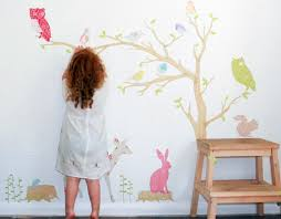baby wall sticker