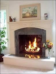 brick fireplace photos