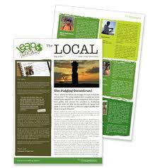 news letter design