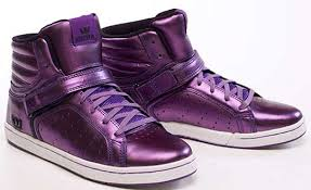 supra suprano high purple foil