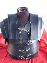 leather roman armor