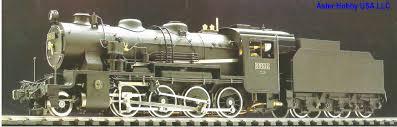 locomotive models