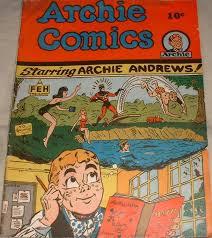 archie comics 1