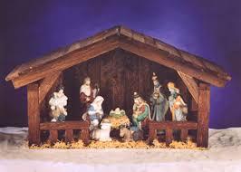 manger christmas