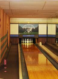 home bowling lane