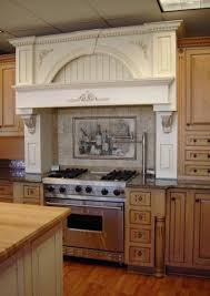 kitchen wood hoods