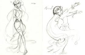 how to draw disney fairies