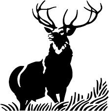 deer window decal