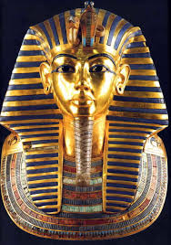 king tut gold mask