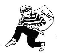 burglar outfit