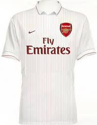 arsenal fc new kit