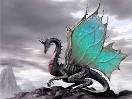 pictures of mythical dragons