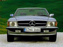 1985 mercedes benz sl