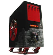 pink pc cases