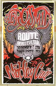 motley crue posters
