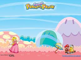 mario bros princess peach