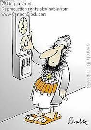 clocking in clock