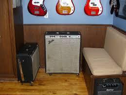bassman amplifiers
