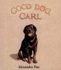 carl the rottweiler