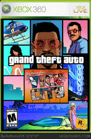 grand theft auto vice city ps3