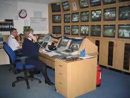 security control room
