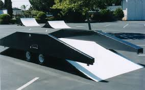 portable skate ramp