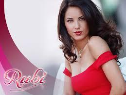 novela mexicana rubi