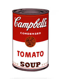 campbell soup andy