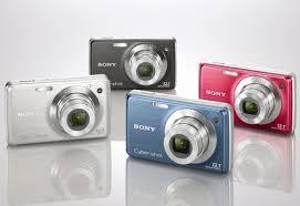 cyber shot digital cameras