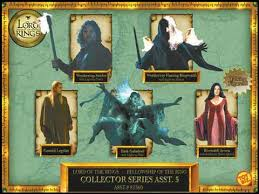 lord of the rings collector