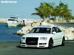 audi a8 supercharged