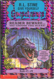 goosebumps books pictures