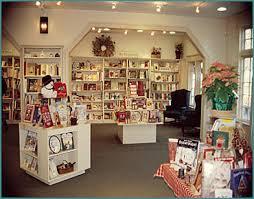 gift shop displays