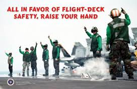 navy safety posters