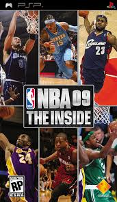 nba 09 the inside for psp