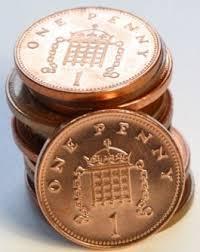 coin pennies