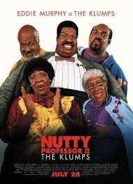 nutty professor klumps
