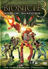 bionicle dvds