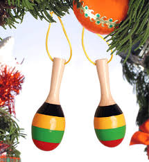african christmas ornaments