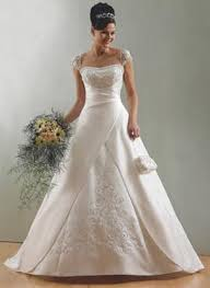 foto gaun pengantin