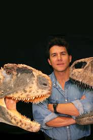 dinosaur paleontologist