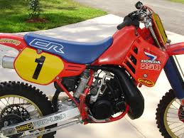 1986 cr250