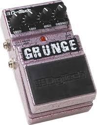 grunge digitech